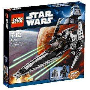 Amazon - Lego Star Wars 7915: Imperial V-wing Starfighter - £14.99