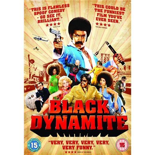Black Dynamite, dvd - £2.99 @ Play