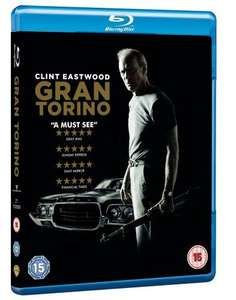 Gran torino blu-ray 2.99 @ Thats Entertainment
