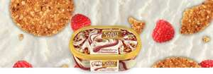 Carte D'or Raspberry Cheesecake ice-cream £1 @ FarmFoods