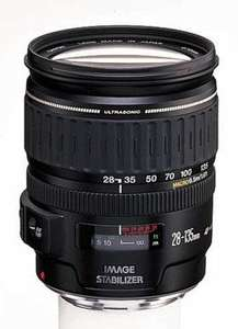 Canon EF - Zoom lens - 28 mm - 135 mm - f/3.5-5.6 IS USM - Canon EF £293.90 @ Amazon sold by Bournemouth Electronics.