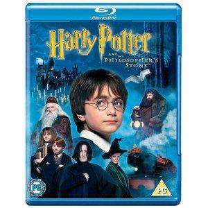 Harry Potter & The Philosophers Stone (Year 1) BLU-RAY @ HMV £3.99