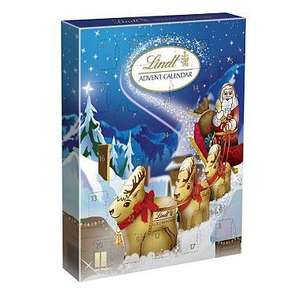 Lindt Chocolate Advent Calendar - 99p In store @ Home Bargains