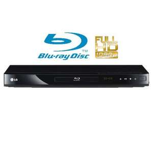 LG BD550 BLU-RAY DVD PLAYER + FULL HD PICTURE QUALITY (USB Slot / BD Live) - £54.95 Delivered @ Tesco/ebay Outlet (Refurb / 12 month warranty)