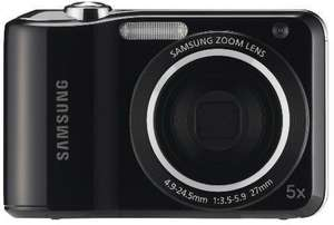 Samsung ES28 Digital Camera Black,5X Optical zoom (refurb)-£36.97 delivered@tesco ebay outlet