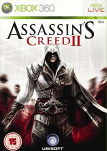 Assassins Creed 2 - Preowned from Game Xbox 360 £4.99