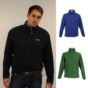 Mens Regatta Fleece (Blue,Navy or Green) - £9.50 @ Ebay Regatta Outlet