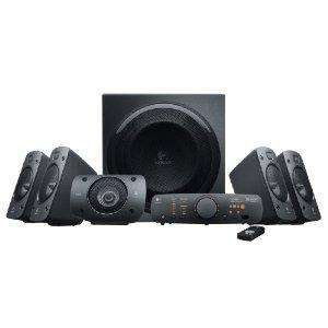 Logitech Z-906 5.1 Surround Sound Speakers delivered £214.99 @ Amazon
