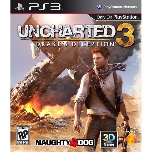 Uncharted 3 - £27.99 delivered @ Amazon