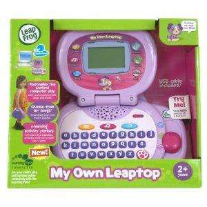 LeapFrog My Own Leaptop (Pink) reduced further AGAIN £10.99 @ Amazon
