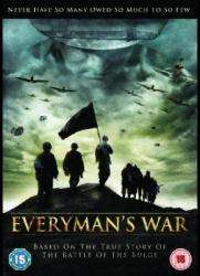 Everyman's War DVD 99p delivered at Bee.com