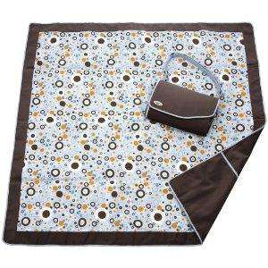 JJ Cole Essentials Blanket (Cocoa Bubbles)  £13.99 @ Amazon