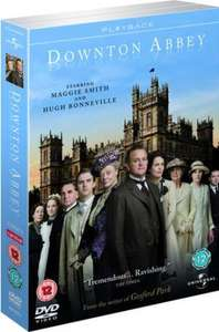 Downton Abbey Series 1 (Boxset) (DVD) for £7.49 @ Choices UK