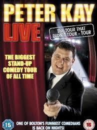 Various comedy dvds £9.99 Peter kay tour that didnt tour etc Matalan