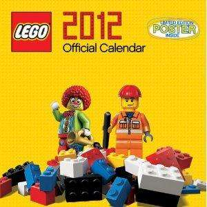 lego calendar 2012 with free poster for £3.97 delivered @ Amazon.