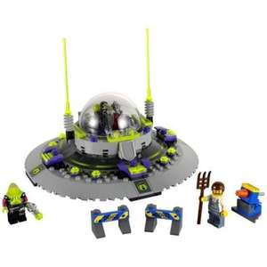 Lego alien conquest: UFO abduction (7052) - £19.97 Delivered @ IWOOT with code