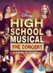 High School Musical Concert and  High School Musical [Remix Edition] 99p each delivered @ Bee