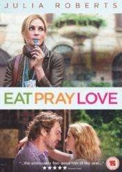 Eat, Pray, Love (DVD) for £2.49 @ Bee.com