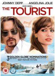 The Tourist (DVD) for £3.99 @ Bee.com