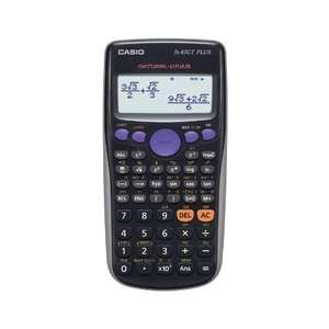 Casio fx-83GT PLUS Scientific Calculator only £1.25 at Tesco Metro Edinburgh