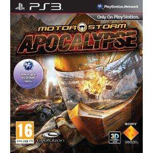 Motorstorm Apocalypse (PS3) - £12.99 @ Amazon (Sold by MyMemory)
