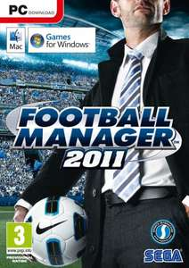 Football Manager 2011 (PC Download) for £4.99 @ Dixons