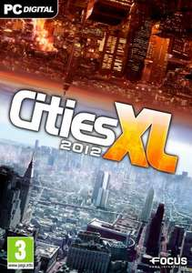 Cities XL 2012 (PC Download) for £9.99 @ Dixons