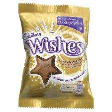 Cadbury Wishes 65p or 3 for £1 @ tesco instore & online