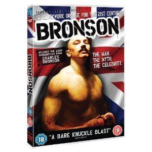 Bronson DVD £2.99 @ Amazon