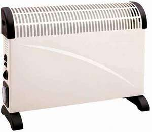 2000w convector heater £14.99 instore @ home bargains