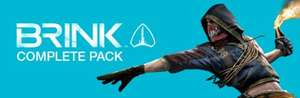 Brink: Complete Pack for £4.75 @ Steam