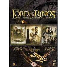 Lord Of The Rings Trilogy DVD Boxset £5 at Sainsburys