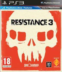 Resistance 3 £19.99 delivered @ Gamestation + cashback