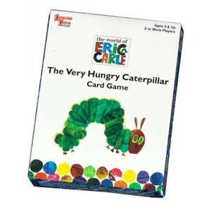 The very hungry catapillar: Card Game £2.99 @ Play.Com