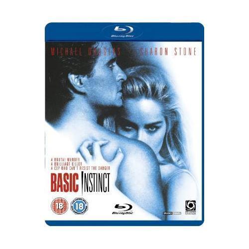 Basic Instinct (Blu-ray) £2.99 delivered @ Grainger Games