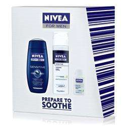 Nivea gift sets RRP £5.99 only £3.99 at Home Bargains