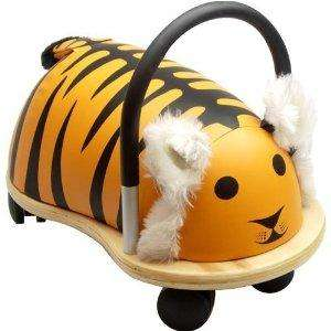 Wheelybug Tiger Ride-on (Large)  amazon £40