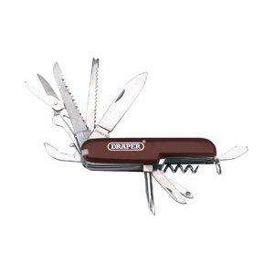 Draper DIY Series 08698 13-Function Pocket Knife £2.75 + £0.99 delivery @ Amazon marketplace Sold by AbbeyShake
