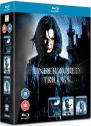 Underworld 1- 3 Boxset (Blu-ray) for £13.99 @ Bee.com