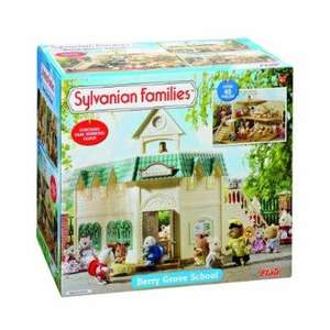 Sylvanian Families Berry Grove School £34.99 @ Amazon