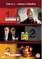 Shaft / Changing Lanes / Rules Of Engagement - DVD NEW - £2.95 Delivered @ ebay / ludovico_institute