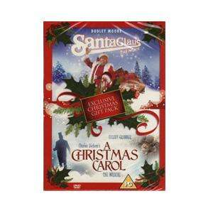 Santa Claus The Movie / A Christmas Carol (DVD Boxset) £3 delivered @ MyMemory