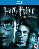 Harry Potter - The Complete 8-Film (Blu-Ray) Collection - £29.99 Instore Or Delivered At Sainsbury's Entertainment