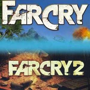 Far Cry 1 + 2 PC  £4.99 @getgames