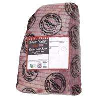 Asda beef joint or butch beef roasting joint  £4.44 per kg instore & online
