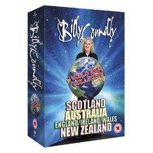 Billy Connolly World Tours Collection (8disc) Dvd Boxset £13.97 delivered @ Amazon