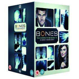 Bones - Season 1-6 [DVD], £71.97 @ Amazon