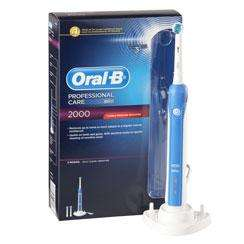 Oral B Pro 2000 - £24.99, plus £5 off, plus 10% quidco @ SuperDrug