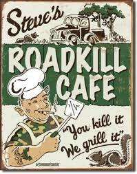 How to Cook Roadkill  - Amazon £6.75 reduced to £4.18 (38% saving)