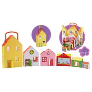 Peppa pig, peppas world of play sets £15.99 at Iwantoneofthose £13.59 with code